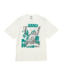 DESTROY ALL MONSTERS/MONSTER MADNESS Tシャツホワイト