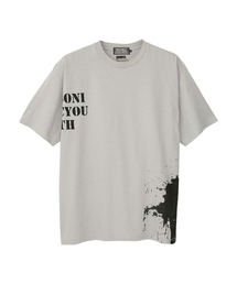 SONIC YOUTH/RATHER RIPPED Tシャツグレー