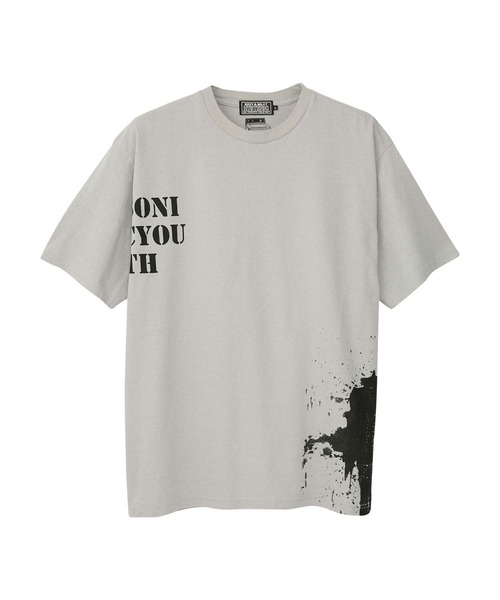 SONIC YOUTH/RATHER RIPPED Tシャツ