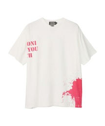 SONIC YOUTH/RATHER RIPPED Tシャツホワイト