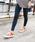 Born(ボーン)の「Born Bare Jersey Full Length Leggings/ボーンベアジャージフルレングスレギンス(レギンス/スパッツ)」|ネイビー