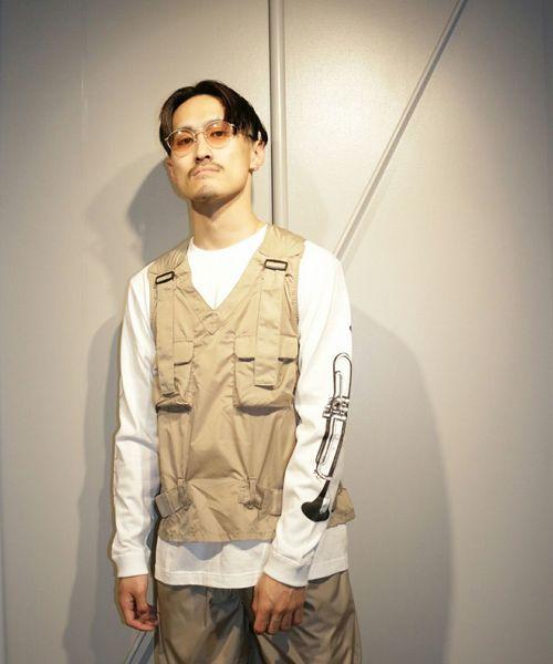 【破格値下げ】 【セール】GGG/ スリージー Tactical/ Tactical// Vest/ タクティカルベスト(ベスト)|GARDEN TOKYO(ガーデントウキョウ)のファッション通販, オウタキムラ:edb1c48b --- blog.buypower.ng