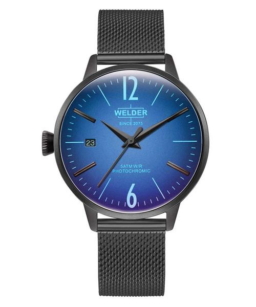 無料配達 <WELDER MOODY/ウェルダームーディ>3針腕時計 メッシュベルト 36mm(腕時計) SiNCERE(シンシア)のファッション通販, 腕時計&雑貨 イデアル:4fe65edd --- dpu.kalbarprov.go.id