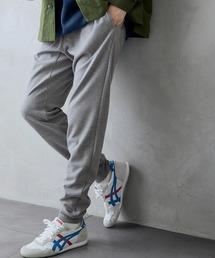 BARK MANHATTAN(バーク マンハッタン)の「ジョガー スウェットパンツ / ラインパンツ  メンズ スエット スリム リブ 細身(パンツ)」