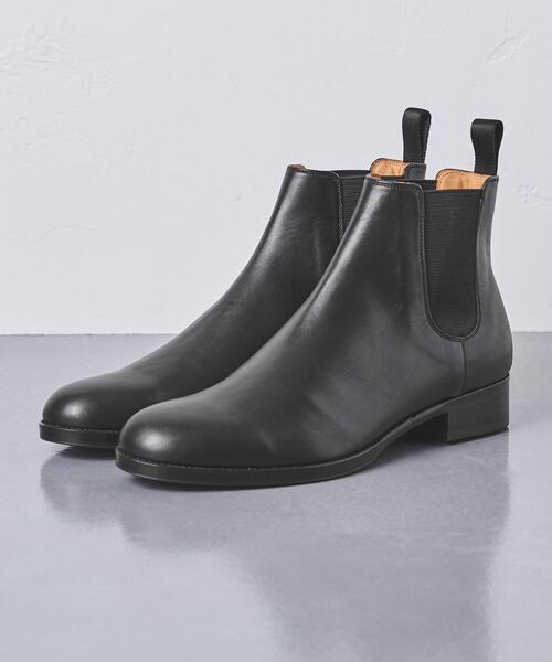 <UNITED ARROWS> サイドゴア/ブーツ