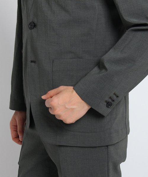 【洗える】ハイツイストEVELETジャケット [ メンズ ジャケット ]