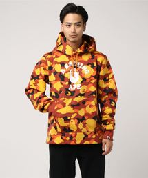 1ST CAMO COLLEGE WIDE PULLOVER HOODIE M(パーカー)
