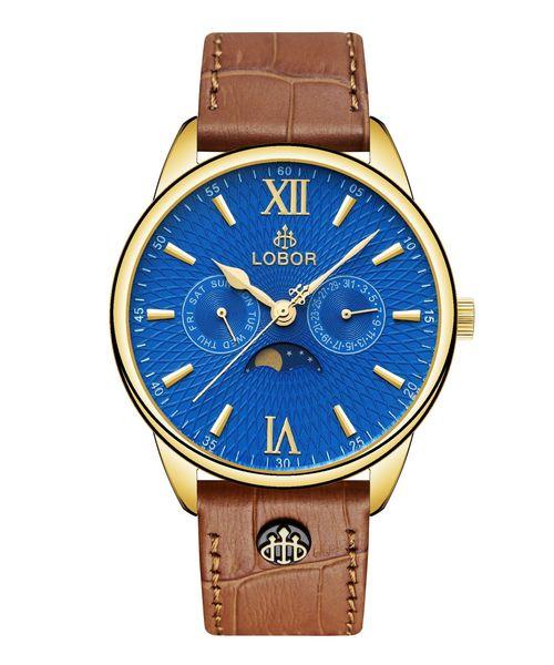 【気質アップ】 LOBOR ロバー SOLSTICE MERIDIAN SOLSTICE ロバー メリディアン 腕時計(腕時計) メリディアン|LOBOR(ロバー)のファッション通販, 枕のペアレ:445dc9a1 --- pyme.pe