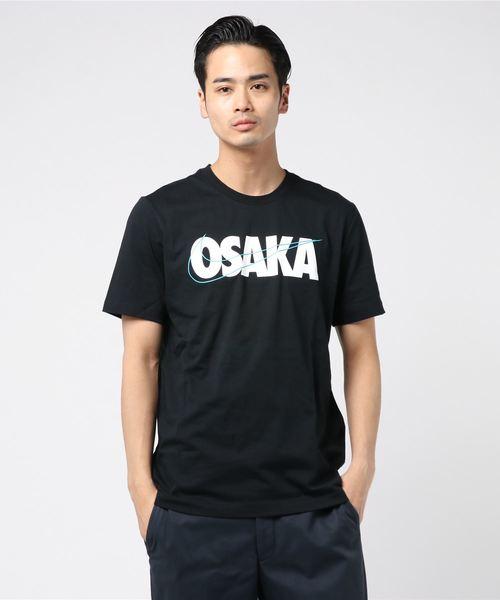 NIKE ナイキ M OSAKA CITY Tシャツ CK0579-010 BLACK