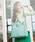 Samantha Thavasa(サマンサタバサ)の「【雑誌掲載】スタッズ2wayソフトバッグ 大【フレンチカラーVer.】(ショルダーバッグ)」|ミント