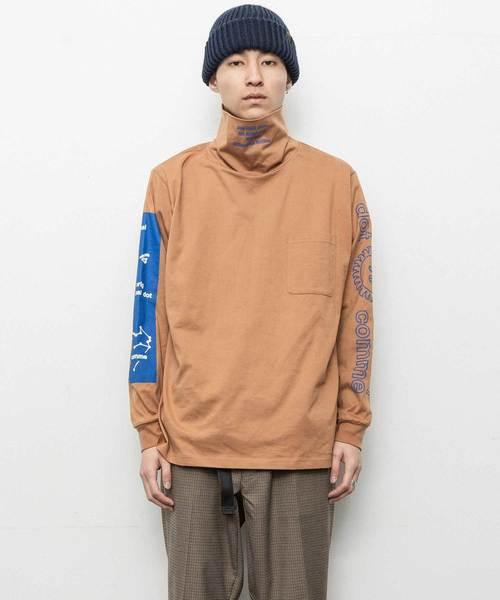 【2019秋冬】TURTLE NECK SHIRT