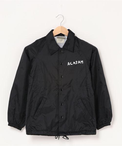 ACASAM/アカサム COACH JACKET コーチジャケット