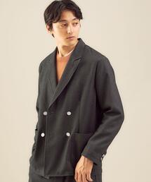 【別注】<Traditional Weatherwear×green label relaxing> KIRBY 4B ダブル ジャケット †