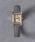 UNITED ARROWS(ユナイテッドアローズ)の「UBBT スクエア レザーベルト 腕時計�@†(腕時計)」|ライトピンク
