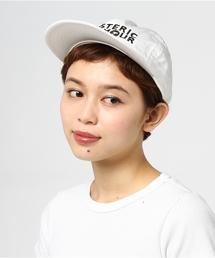 HYS SYMBOL LOGO 刺繍キャップホワイト