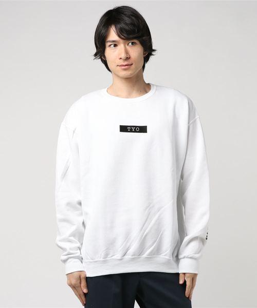 スウェットシャツ