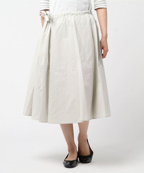 【高額売筋】 【セール】【apuntob】ドローストリングスカート WOMEN(スカート)|apuntob(アプントビー)のファッション通販, 酒食処  寺津屋:1285c80f --- apiceconstrutora.com.br