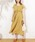 natural couture(ナチュラルクチュール)の「前後2WAYカシュクールプリーツワンピース(ワンピース)」|詳細画像