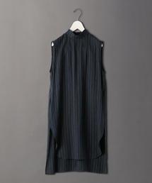 <6(ROKU)>STRIPE DRESS/ワンピース