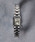 UNITED ARROWS(ユナイテッドアローズ)の「UAB スクエア メタル 腕時計(アナログ腕時計)」|シルバー