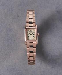 UNITED ARROWS(ユナイテッドアローズ)のUAB スクエア メタル 腕時計(腕時計)