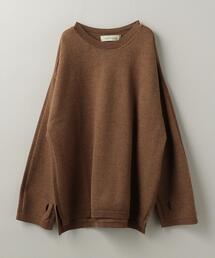 TOKYO DESIGN STUDIO New Balance WHOLEGARMENT Crew Neck Pullover Knit ■■■