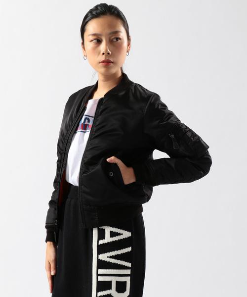 avirex/アヴィレックス/レディース/MA-1 COMMERCIAL/MA-1 コマーシャル