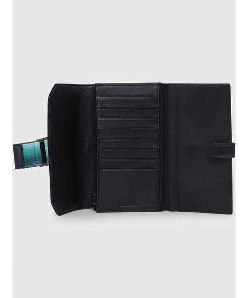 レディース 財布 ショルダー付き 長財布