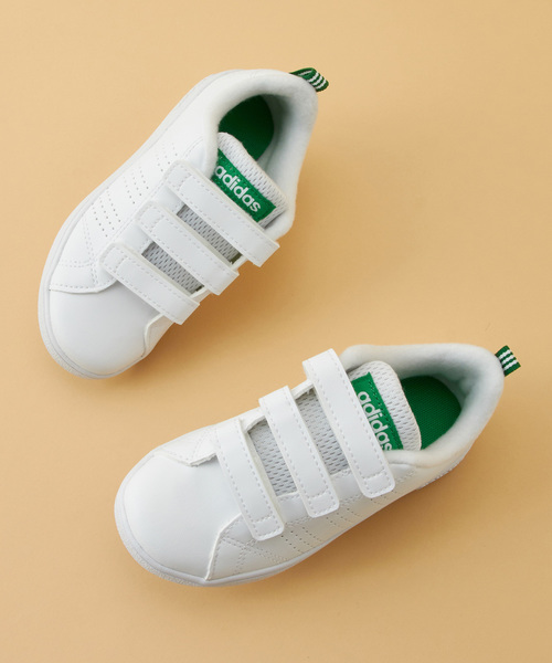 【ROPE' PICNIC KIDS】【adidas】 VALCLEAN