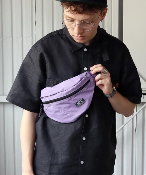 ∴【 MEI / メイ 】 BOTTOM LINE ボトムライン ボディバッグ