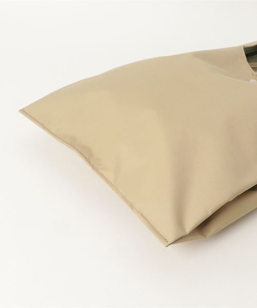 【nunc】レイヤードショッピングバッグ Layered Nylon Shopping Bag