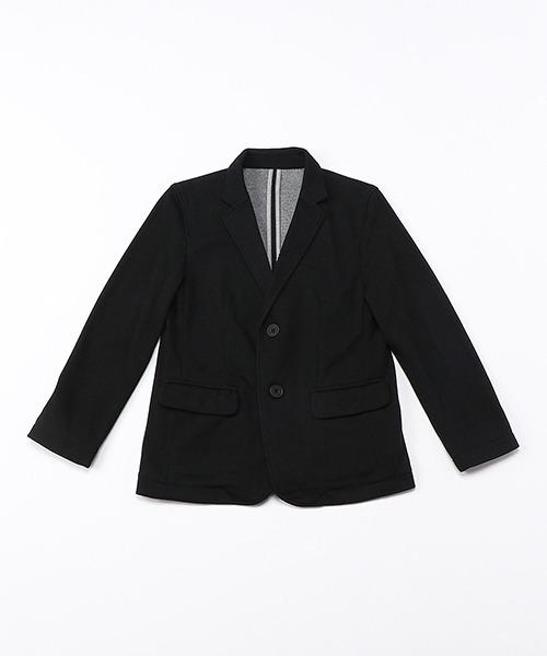 《洗える》ポンチジャケット(140-160サイズ)