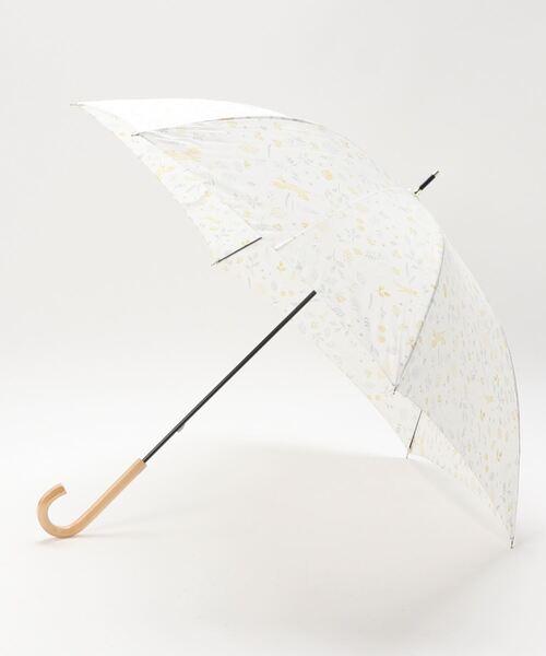 【 tenoe / テノエ 】雨晴兼用手開き雨傘58㎝ 長傘 TEN-58AT ogw