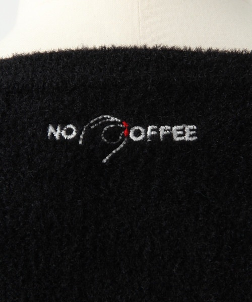HARE×NO COFFEE×moeko ニットカーディガン(HARE)