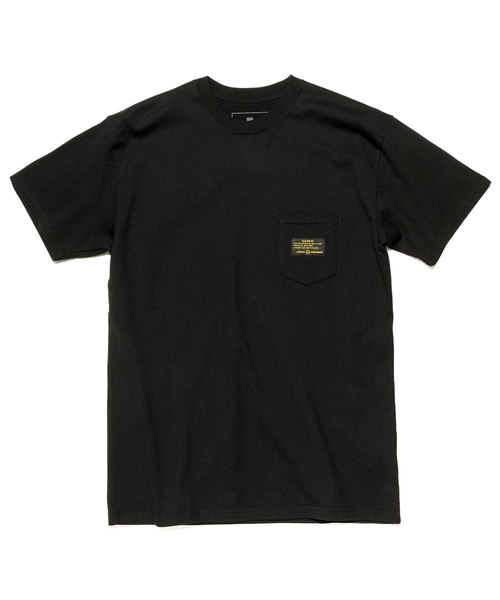 UEN MIL POCKET TEE
