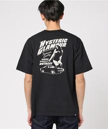 HIGH PERFORMANCE プリント ポケ付Tシャツ