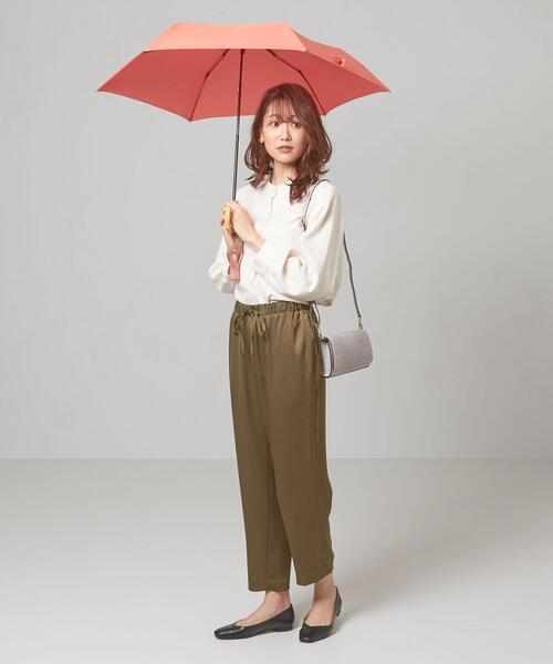 【一部予約】<closet story>タッセルバンブー 折りたたみ傘