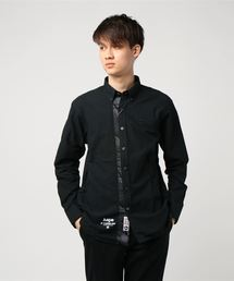 AAPE BY A BATHING APE(エーエイプバイアベイシングエイプ)のAAPE LS SHIRT(シャツ/ブラウス)
