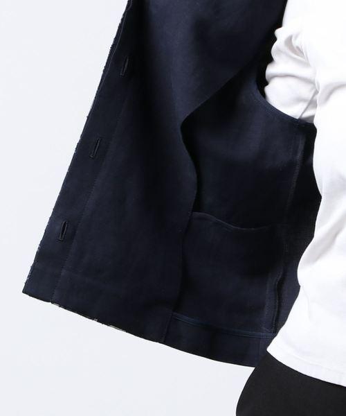 【CECI OU CELA】ステッチオパール ジャケット