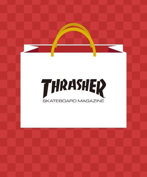 THRASHER(スラッシャー)の「【福袋】THRASHER 2021福袋(福袋/福箱)」|ブラック