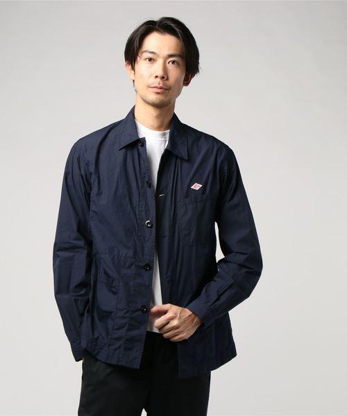 【DANTON】カバーオールシャツジャケット MSA MEN