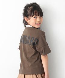 devirock(デビロック)のバックロゴ半袖Tシャツ(Tシャツ/カットソー)