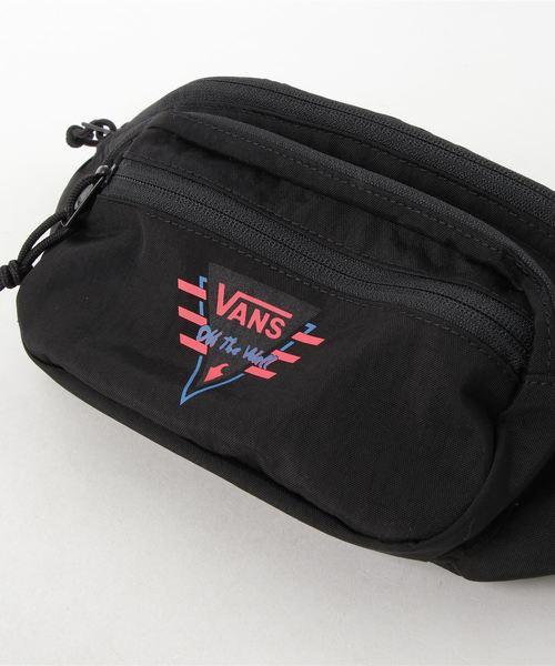 VANS ヴァンズ SUMA TIME WAIST PACK VN0A3Z84BLK BLACK