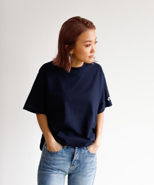【Holiday】Champion 7oz Tシャツ