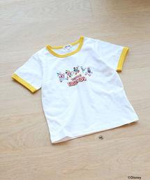 B:MING by BEAMS(ビーミングバイビームス)のB:MING by BEAMS / Disney リンガー Tシャツ 19AW-R(Tシャツ/カットソー)