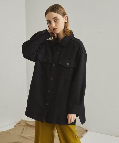 【高価値】 ウォームビッグシャツ(シャツ/ブラウス)|UNITED TOKYO(ユナイテッドトウキョウ)のファッション通販, CONVEX OFFICIAL WEB STORE:2e4bccae --- fahrservice-fischer.de