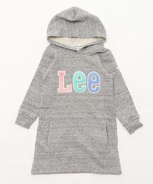 Lee(リー)の*【キッズ】Lee サガラロゴワンピース(110~140cm)(ワンピース)