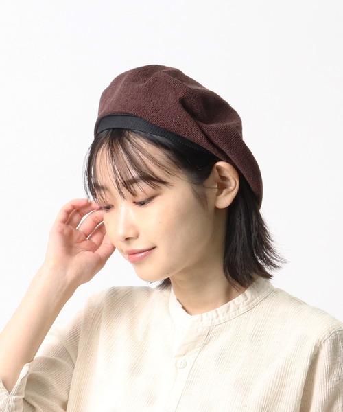 ∴サーモベレー帽