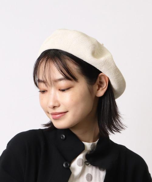 ▽ サーモベレー帽
