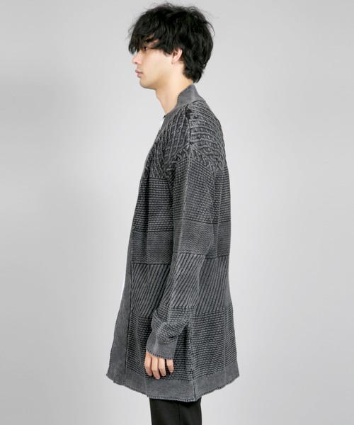 RM/綿ニットJQDカーディガン